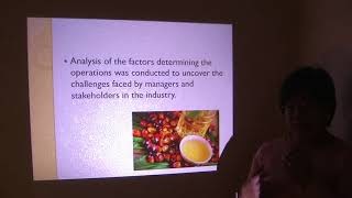 Sustainable Development of Palm Oil Industry in Philippines & Thailand - Prof.Agnes C. Sequiño,AUSN