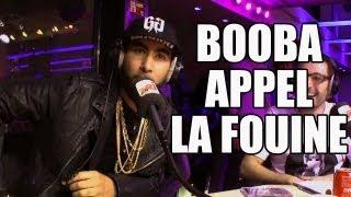 Clash : La Fouine vs Booba en direct sur NRJ !