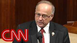 Steve King says racist comment was misinterpreted
