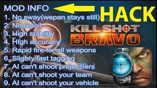 Kill Shot Bravo v2.10 Mod APK for Android | Kill Shot Bravo v2.10 hack 2017