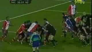 All Blacks vs The Pacific Islanders 2004