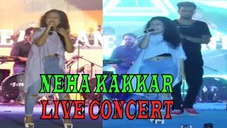SINGER NEHA KAKKAR - REGENCY GROUP HOST LIVE CONCERT OF BOLLYWOOD SINGER