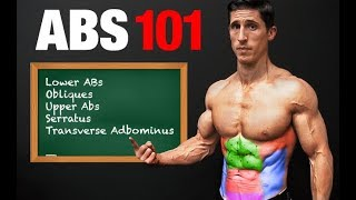 ABS 101 - Step by Step Six Pack Plan! (TARGET EVERY AREA)
