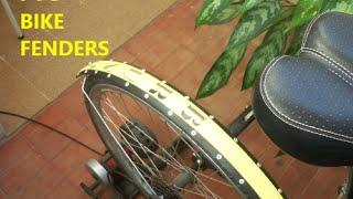 (RE)CYCLING: PVC PIPE BIKE FENDERS
