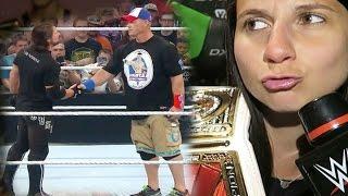 WWE Raw Results May 30, 2016 Cena Returns!