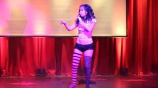 Jai Le Bait one girl circus March 2016