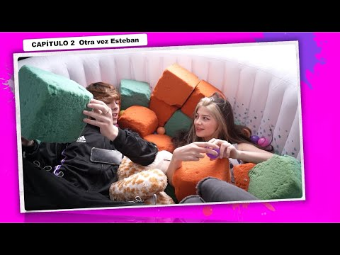 Living With the Zap Girls T2 C2 Otra vez Esteban