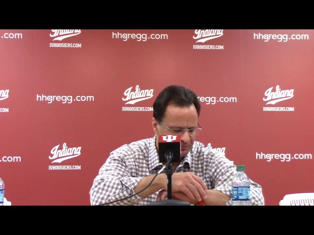 Tom Crean postgame: Northwestern: Feb. 25, 2017