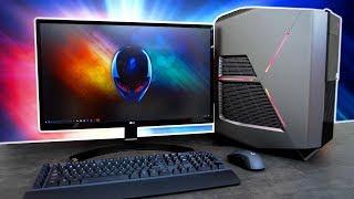 Alienware Aurora R7 + Intel Optane Memory