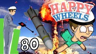 MADRE DI TUTTE LE BOMBE!! - Happy Wheels [Ep.80]