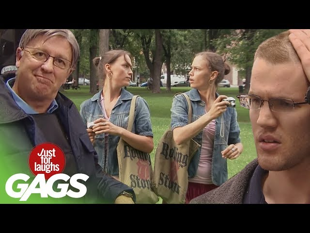 Zwillinge - Best of Just For Laughs Gags