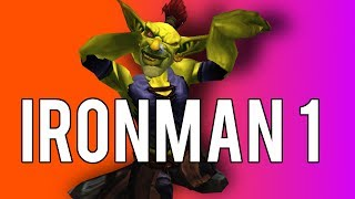 I Always Wanted A Shaman - Iron Man Challenge Ep1 - WoW