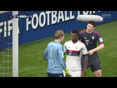 FIFA 16 - Unmensch Neuer (GES 92)