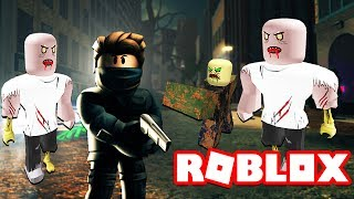 CAN YOU SURVIVE THE NIGHT IN ROBLOX?! (Alone in Roblox)