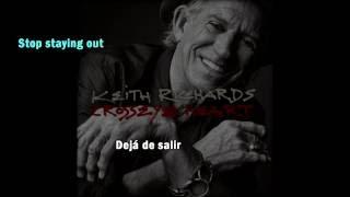 Goodnight Irene – Keith Richards (Subtitulada Inglés/Español)
