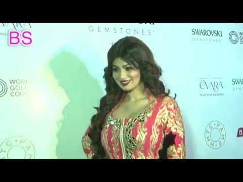 Ayesha Takia Show Huge BOOBS At Award Show