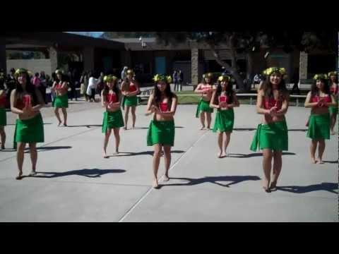 He Mele No Lilo Ote a UCHS Polynesian Dance Team UCHS Club Rush