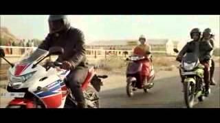 Dekho Dekhe yeh zamana full songs honda bike ads