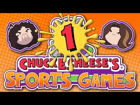 Xxx Mp4 Chuck E Cheese S Sports Games I Am Friend Dog PART 1 Game Grumps VS 3gp Sex