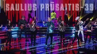 SAULIUS PRŪSAITIS 39