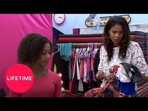Dance Moms: Holly Is Fed Up with Abby (Season 5 Flashback) | Lifetime