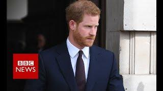 Royal Wedding: How to dress a Royal groom - BBC News