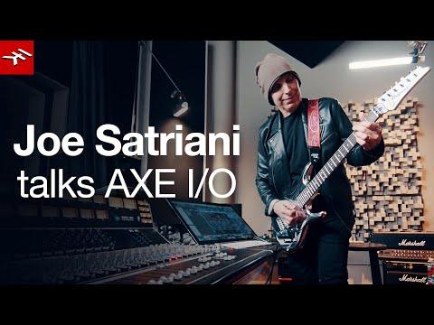Xxx Mp4 Joe Satriani Talks AXE I O And AmpliTube For Recording Guitar 3gp Sex