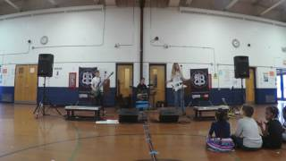 Breach The Barrier Rocks  Introduction-- Cooke School Assembly 3/24/17