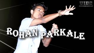 UIDC United Indian Dance Camp | The slow motion king | Rohan Parkale | teaching his dance style