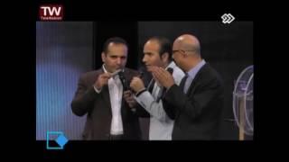 خنده دار ترین قرعه کشی در تلویزیون ایرانی - حسن ریوندی