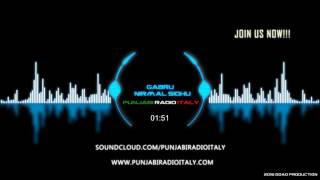 Gabru Nirmal Sidhu Punjabi Radio Italy 2016