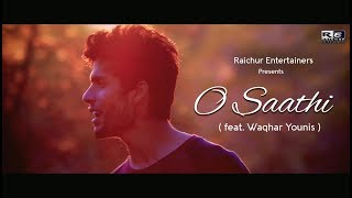 O Saathi ( baaghi 2 ) Covered by Waqhar Younis   Raj barman   Raichur Entertainers