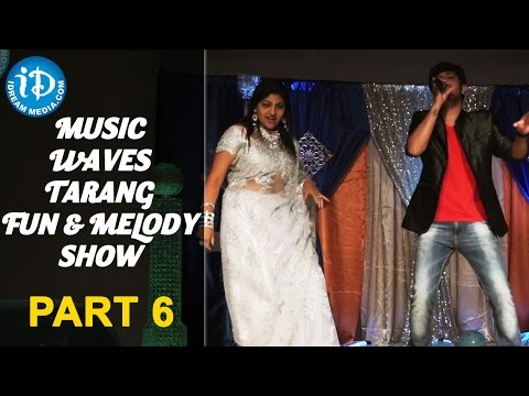 Music Waves Tarang Fun and Melody show Part 6   Ali, Anasuya, Hema Chandra