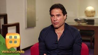 Eduardo Yáñez cuenta la relación que tuvo con la mamá de su hijo, que se dañó por celos y alcohol.