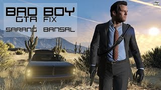 Bad Boy GTA FIX - Sarang Bansal (Music Video) - DesiHipHop Inc