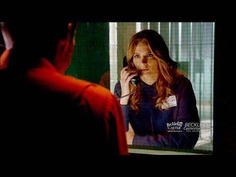 """Xxx Mp4 Castle 8x02 """"XX"""" Beckett Visits Bracken In Prison Season 8 Episode 2 3gp Sex"""