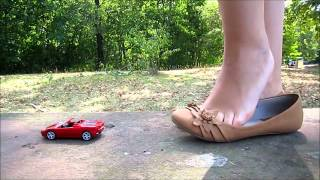 Playing with Toyferrari Part  2 HD
