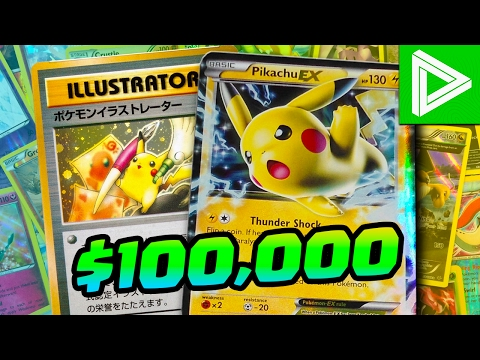 Top 10 Rarest and Most Expensive Pokemon Cards