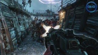 "Black Ops 2 ""ORIGINS"" Zombies ""APOCALYPSE"" Trailer! - Map Pack 4 Gameplay DLC! (COD BO2)"