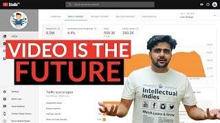 VIDEO IS THE FUTURE OF DIGITAL MARKETING | Hindi