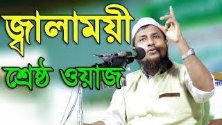 বিশ্বনবিজীর  সম্পর্কে প্রাণভরে গেলো এই ওয়াজ শুনে bangla waz 2017 Mufti Oliullah