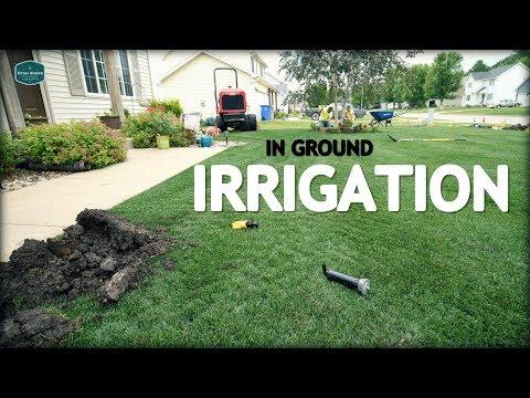 I Got An Irrigation System Hunter Irrigation MP Rotator and Hyrdawise
