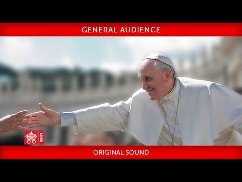 Xxx Mp4 Pope Francis General Audience 2019 04 17 3gp Sex
