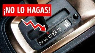 7 Cosas Que Nunca Debes Hacer En Un Auto Con Transmisión Automática
