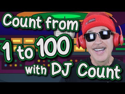 Xxx Mp4 Count From 1 To 100 With DJ Count Count To 100 Jack Hartmann 3gp Sex