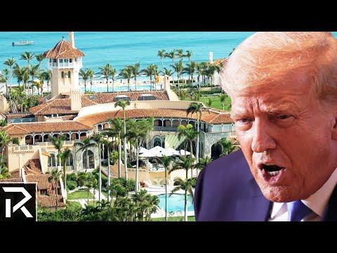 Inside Donald Trump s American Castle Mar a Lago