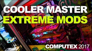Top PC Modders Get Crazy With Cooler Master