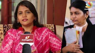 Theatre is essential for an Artist : Actress Vinothini Interview | Aandavan Kattalai