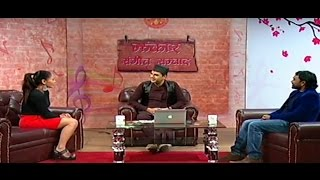 Shiva B.K. & Chanda Dahal @ Jhankar Sangeet झन्कार संगीत सम्वाद by Subas Regmi Episode 40