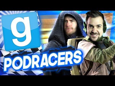 BUILD Gmod Podracer Challenge 1